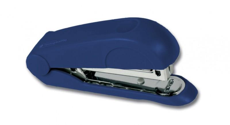 Capsator nr.10, 10coli, albastru OFFICE POINT