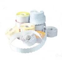 poza Etichete autoadezive pt. marcatoare, 26 x 12mm, 1500 etichete/rola, galben fluorescent, PRIX