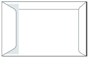 Poza Plic C4 229*324 offset alb autoad. 90 gr.