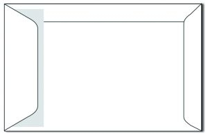 poza Plic C4 229*324 offset alb gumat 90 gr.
