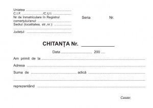 poza Chitantier autocopiativ A6 3 ex