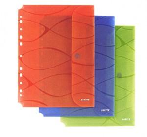 poza Folie protectie A4 color 3/top Vivanto ESSELTE-LEITZ