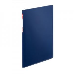 poza Mape de prezentare Intense, coperta moale, 20 folii, albastru