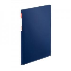 poza Mape de prezentare Intense, coperta moale, 40 folii, albastru