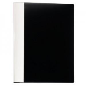poza Mape de prezentare Intense, coperta rigida, 20 folii, negru