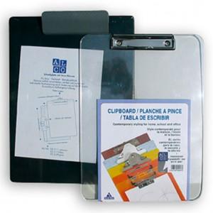 poza Clipboard simplu A4 /6 mm acril /transparent  ALCO