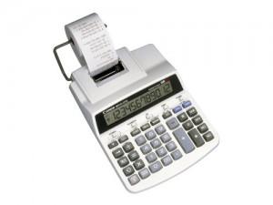 poza Calculator de birou cu banda, 12 digiti, CANON MP121-MG