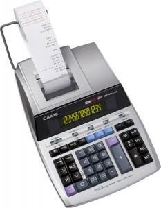poza Calculator de birou cu banda, 14 digiti, CANON MP1411-LTSC
