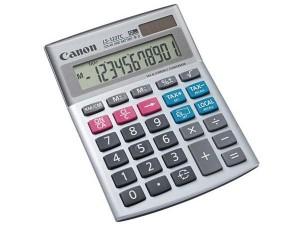 poza Calculator de birou, 12 digiti, CANON LS-123TC