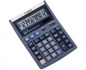 poza Calculator de birou, 12 digiti, CANON TX-1210E