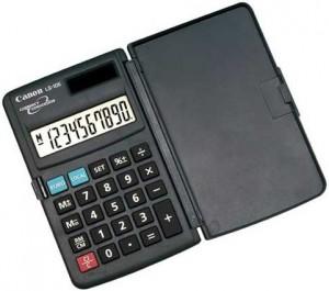 poza Calculator portabil, 10 digiti, CANON LS-10E