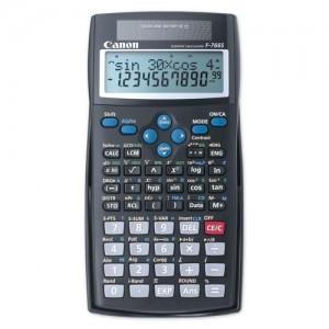 poza Calculator stiintific, 12 digiti, CANON F-766S