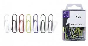 poza Agrafe color lacuite 26mm 125/cutie ALCO