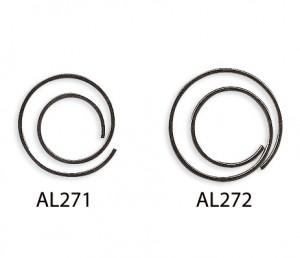 poza Agrafe circulare 30mm ALCO