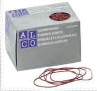 poza Elastice pentru bani, D 85 x 1,5mm, 500g/cutie, ALCO