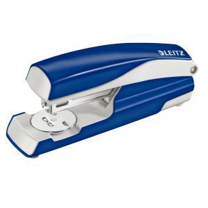 poza Capsator metalic, 30 coli, LEITZ 5502 - albastru