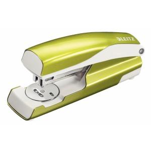 poza Capsator metalic, 30 coli, LEITZ 5502 - verde metalizat