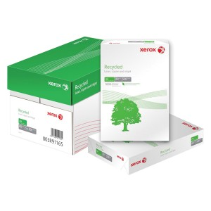 poza Hartie A4, 80 g/mp, 500 coli/top, XEROX Recycled Supreme