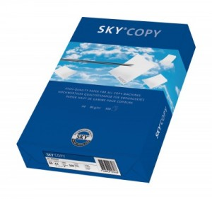 poza Hartie copiator SKY Copy A4, 80 g/mp, 500 coli/top