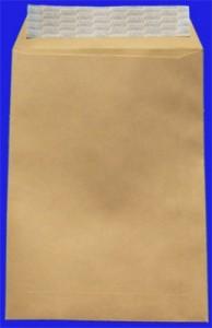 Poza Plic C4 229*324 KRAFT silicon. 90 gr.