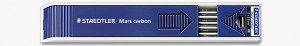 poza Mine creion mecanic Marstechno 2mm /H,2H,HB,B,2B,4B,4H, STAEDTLER