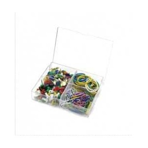 poza Tidy Box ALCO - accesorii de birou asortate