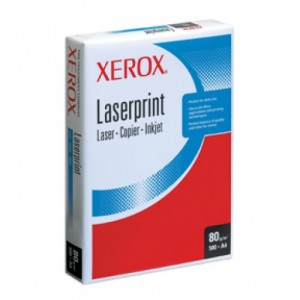 poza Hartie XEROX LaserPrint A4, 80 g/mp, 500 coli/top,