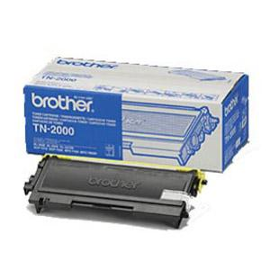 poza CARTUS TONER BLACK TN2000 2,5K ORIGINAL BROTHER HL-2070N