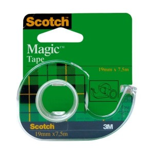 poza Scotch Magic (810) 19mm x 7m +dispenser 3M