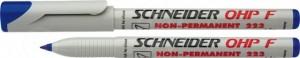 poza OHP Non-Permanent marker SCHNEIDER 223 F, fine - 0,7mm - negru