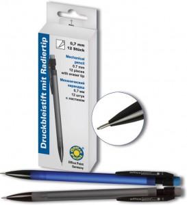 poza Creion mecanic  0.7mm,cu  radiera  tip, HB OFFICE POINT