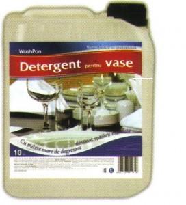 poza ML WASH PON 12 10L DETERGENT DE VASE MANUAL