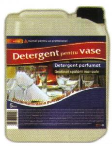 poza ECCO DETERGENT DE VASE 5L