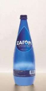 poza Apa minerala ZAGORI 0,75 l ambalaj sticla