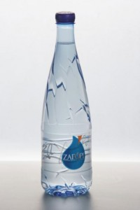 poza ZAGORI apa plata  1 L/PET, 12 sticle/bax