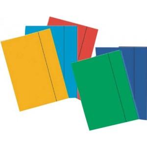 poza Mapa plastifiata cu elastic diverse culori SSIM
