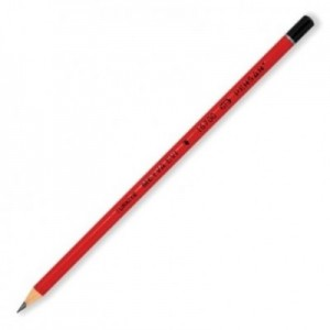 poza Creion cu mina grafit, HB, rotund, PENSAN Evi