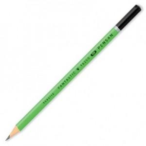poza Creion cu mina grafit, HB, rotund, PENSAN Fantastic