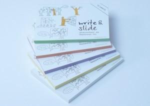 poza Stattys Write&Slide S (10,0 x 7,4 cm)