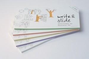 poza Stattys Write&Slide M (20,0 x 10,0 cm)