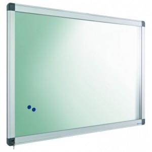 poza Avizier interior/exterior Recto, tabla alba magnetica, 27 x A4, 90 x 190 cm, SMIT
