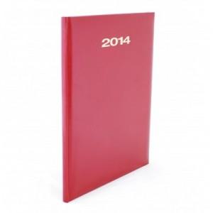 poza Agenda 2015, zilnica datata, A4, rosu, HERLITZ TUCSON