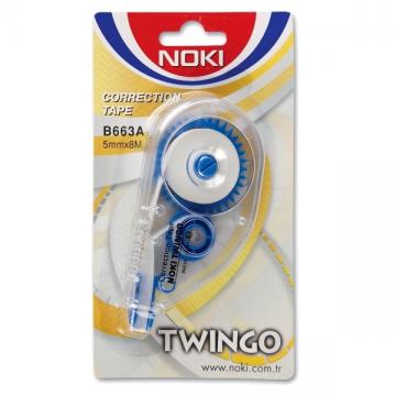 poza Banda corectoare Twingo 5mmx8m, in blister NOKI