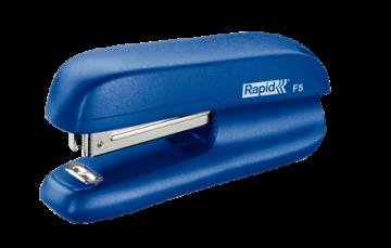 poza Capsator nr.10, 10 coli, F5 albastru RAPID