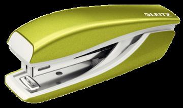 poza Capsator nr.10, 10 coli, verde metalizat, LEITZ 5528