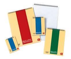 poza Bloc notes cu spira A4 Pigna Style 60 file-Matematica