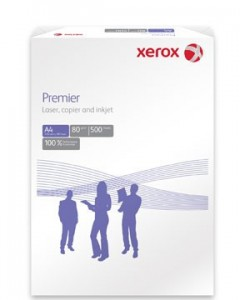poza Hartie copiator XEROX Premier A4, 80 g/mp, 500 coli/top