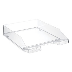 poza Tava documente HAN - transparent cristal