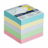 poza Rezerva cub hartie color 90x90mm, 800 file, Office-Point