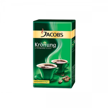 poza Cafea macinata Jacobs Kronung 250gr